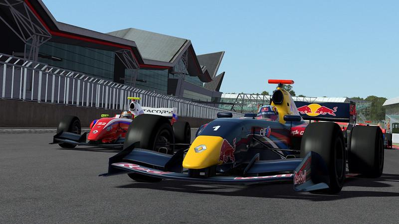 rFactor 2 - 2014 Formula Renault 3.5 released
