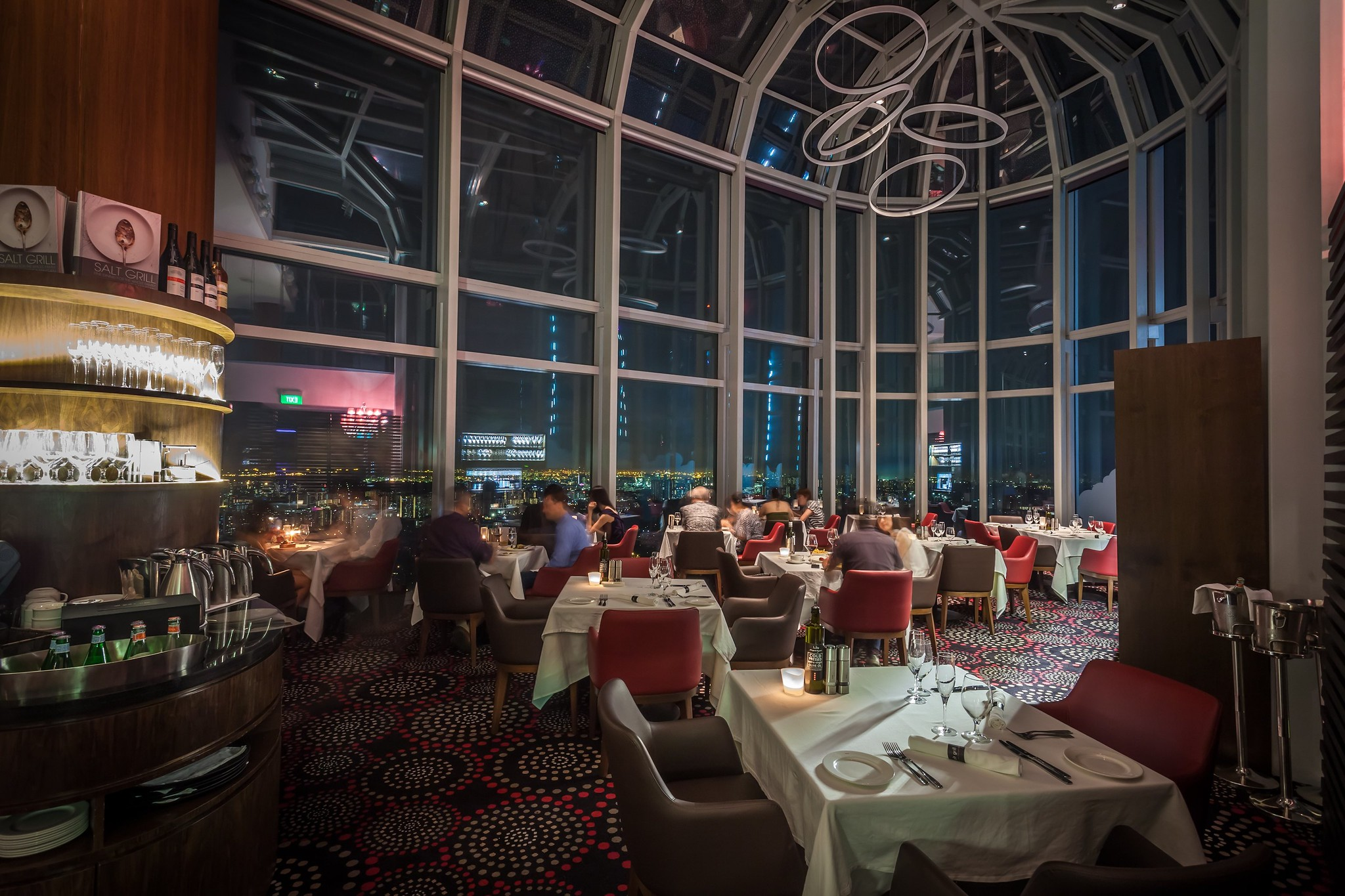 salt grill & sky bar @ ion orchard