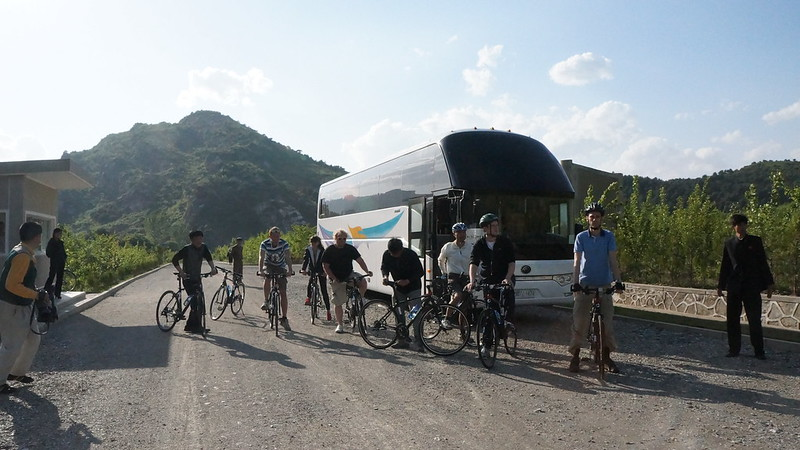 North Korea Bike Tour