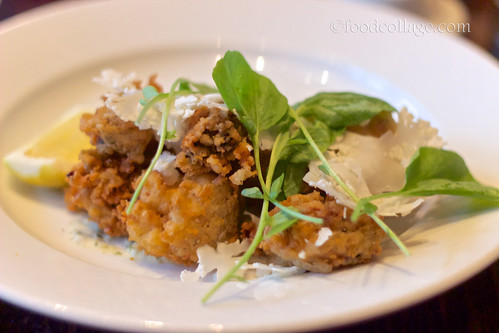French Fried Oysters at Wayfare Tavern (San Francisco)