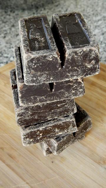 Chocolate Chiffon Cake 13