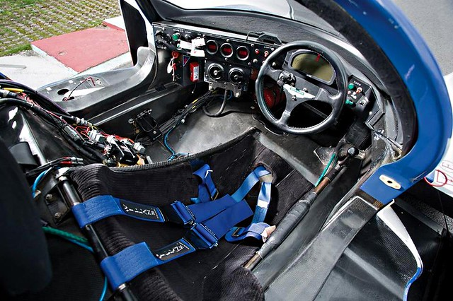 Aston Martin AMR1 Sport Prototype Grupo C 1.989