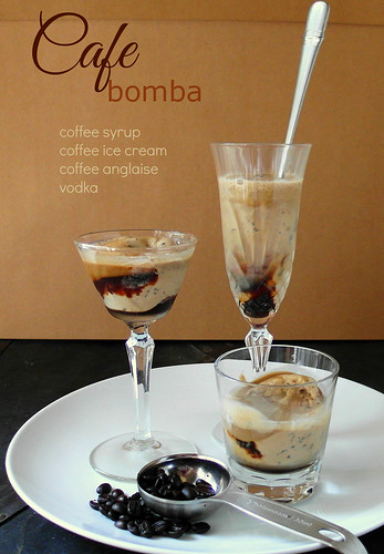 Passion for Coffee and Cafe Bomba