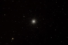 M3 / NGC 5272, globular cluster: Back to the beginning