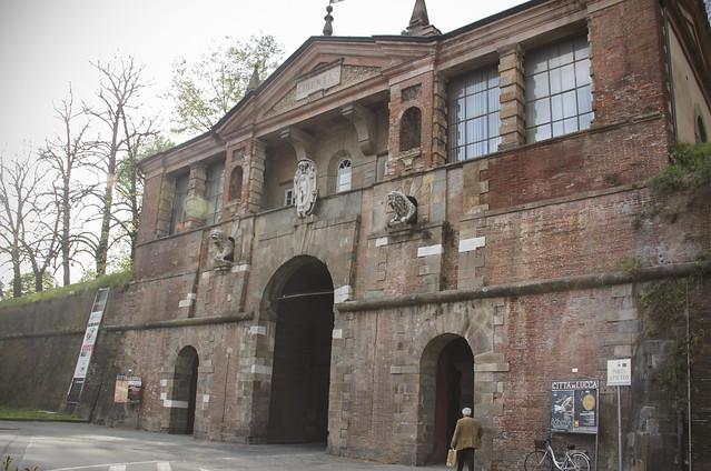 Lucca - Saint Pietro Gate
