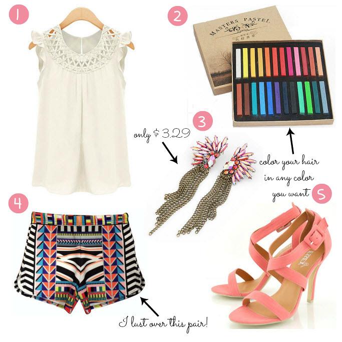 ebay-bargains-hair-coloring-chalk-pink-tassel-earrings