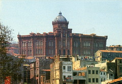 Fener Greek Boys High School (Red School), İstanbul
