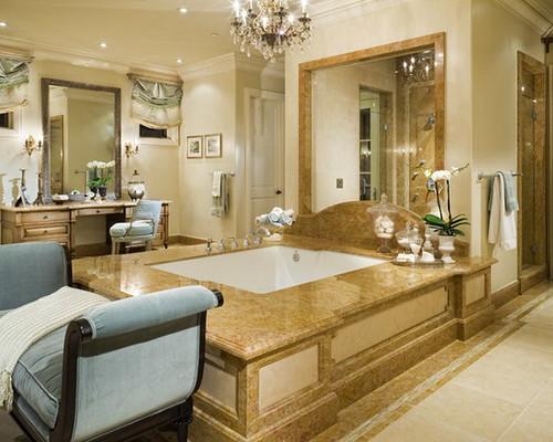 Elegance-Modern-Jacuzzi-Bathtubs-Decorating-Ideas