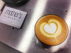 Mother's Milk Coffee, Little Portland Street, London
