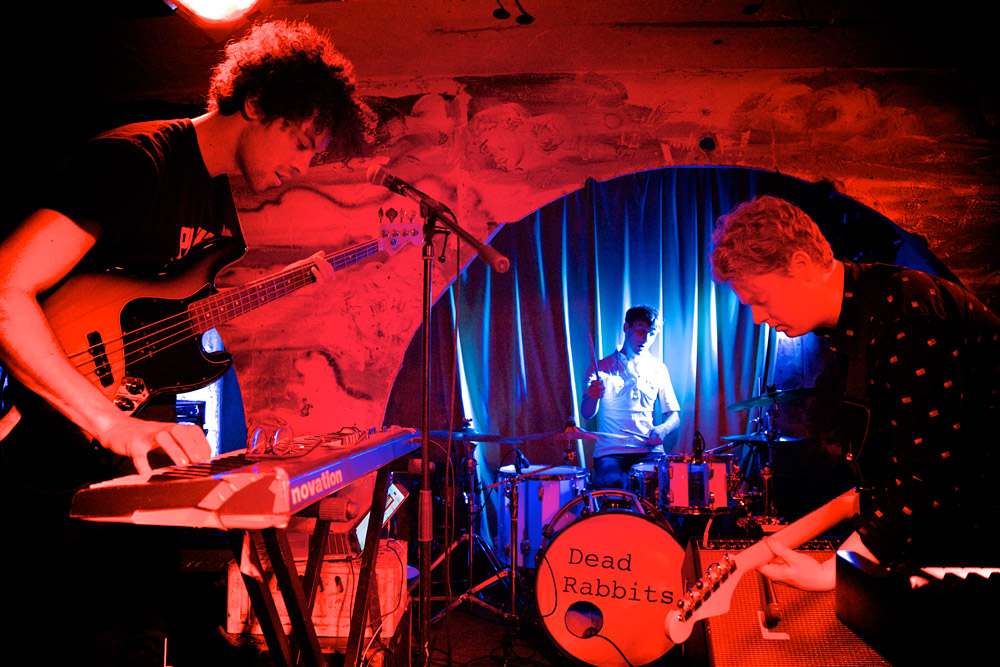 Physics House Band @ Shacklewell Arms - Outta Mind