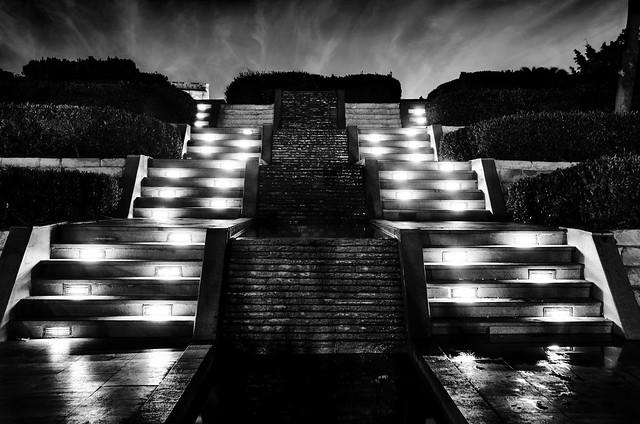 Stairway lights