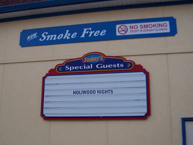 Holiday World - Special Guest for Holiwood Nights