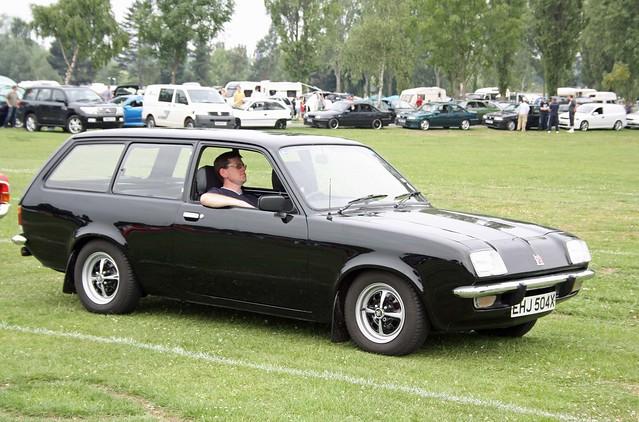 Estate Vauxhall Chevette