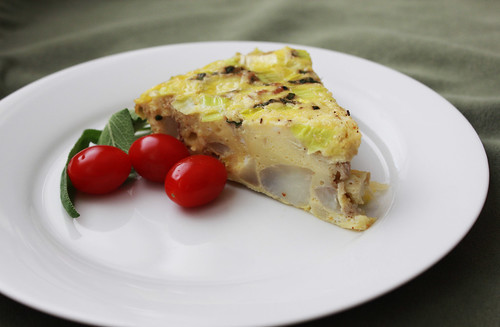 Eggy Pie