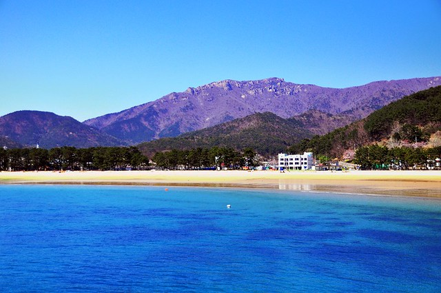 Sangju Beach, Namhae-do