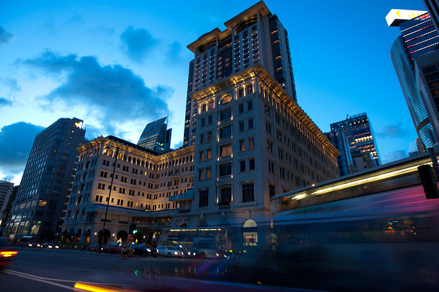 Hong Kong - Tsim Sha Tsui - The Penensula Hotel