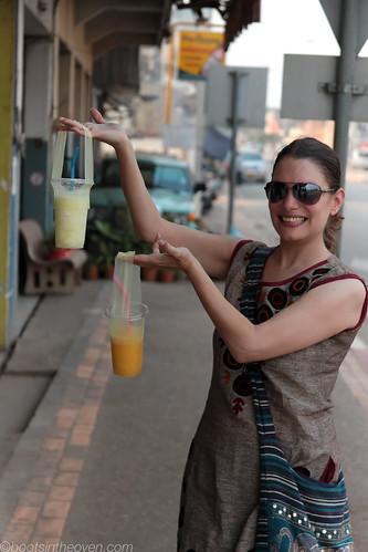 Rachel likes juice
