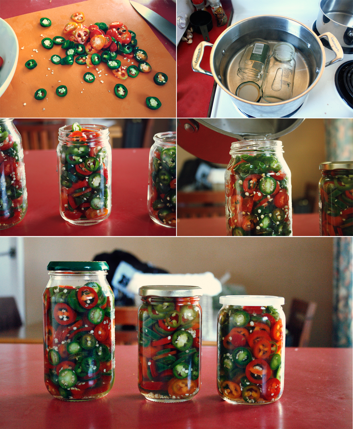 How To: Pickle Your Own Jalapenos