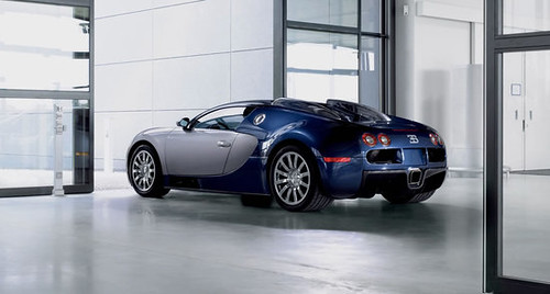 A look inside the Bugatti Veyron factory