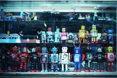 Robot display