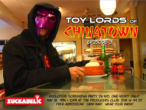 TOY LORDS OF CHINATOWN EP 3