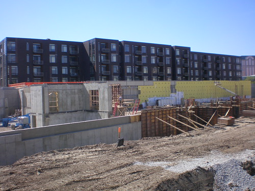 The North End Phase II Constrution 5