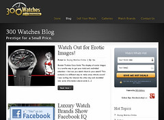 300Watches Luxury Watch Magazine is Live