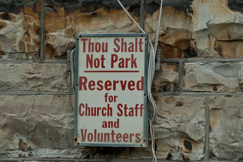 Thou Shalt...
