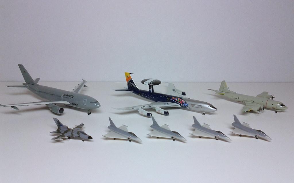 wish Herpa can r...C130 Luftwaffe