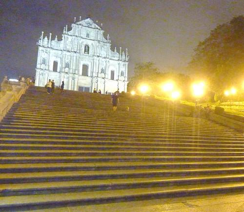 C-Macao - Vieille Ville-Eglise St-Paul (21)