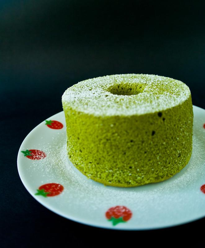 Matcha /Green tea Chiffon cake 4.jpg