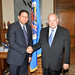 Secretary General Receives President of CONCITEL