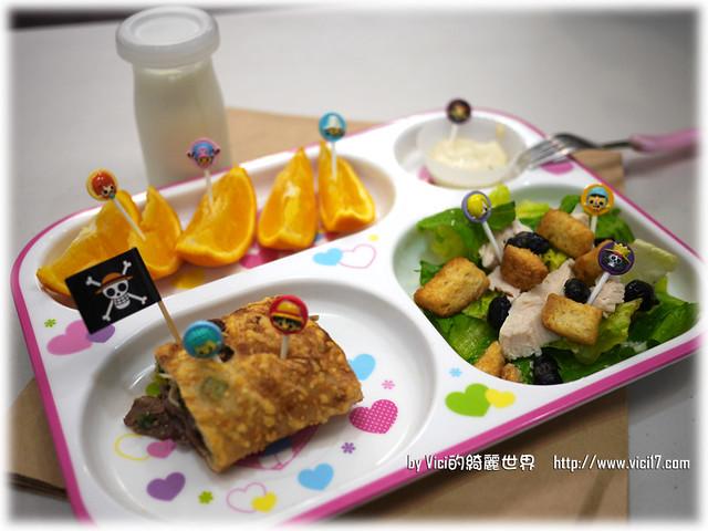 1126MO雞肉捲兒童餐033