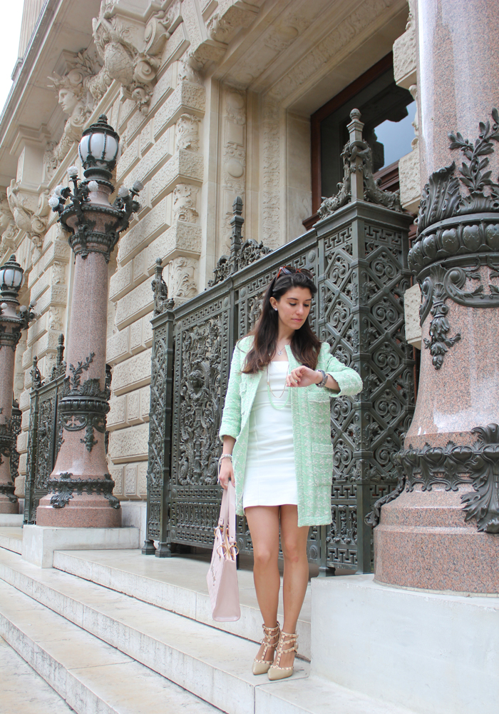 diana dazzling, fashion, fashion blog, fashion blogger, Paris, streetstyle, opera comique, opera