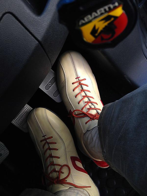 negroni driving shoes