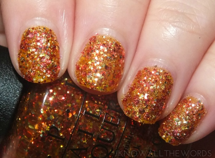 coca-cola by opi swatches- orange you fantastic! (1)