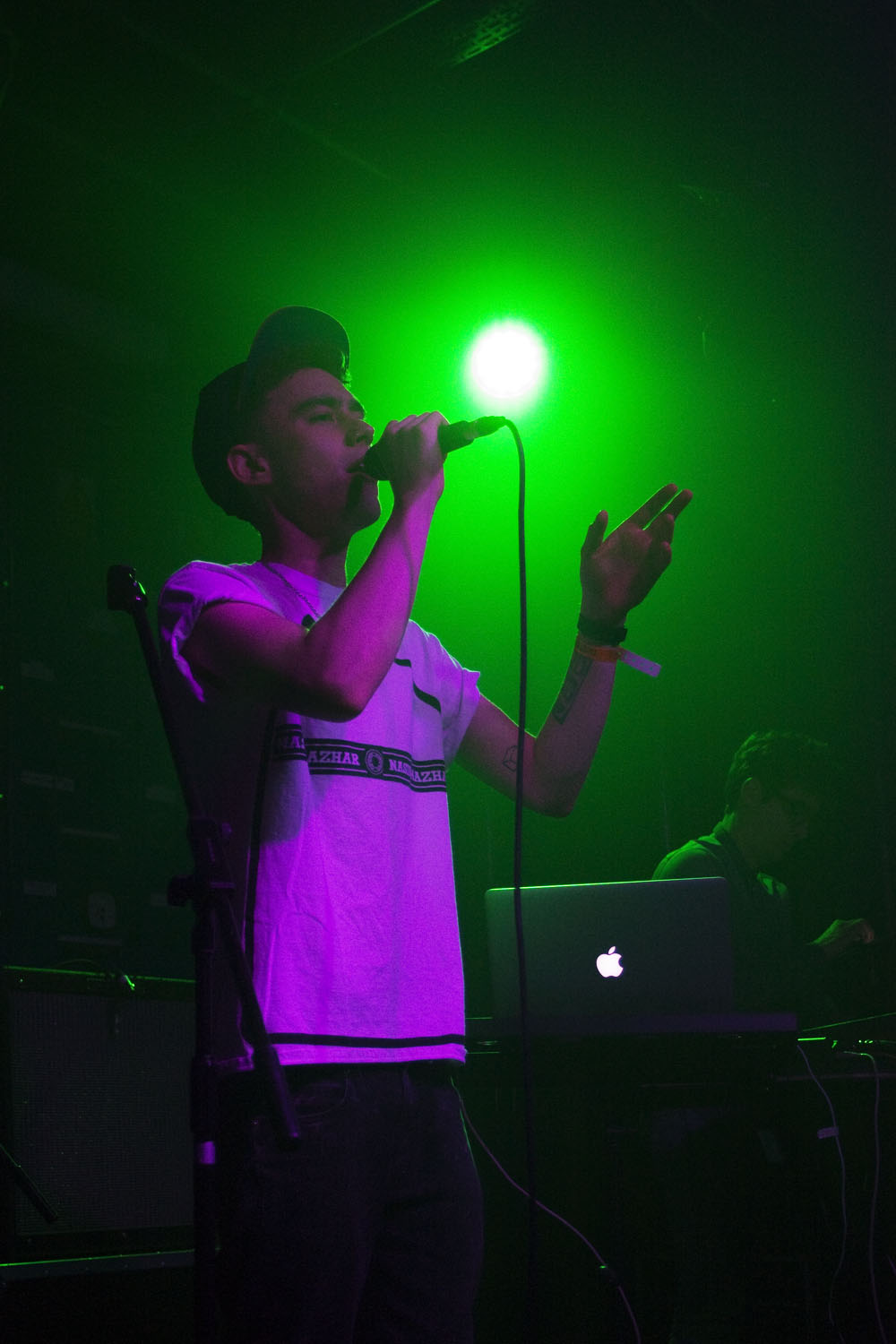 Years and Years @ Dot to Dot Festival, Manchester 2014