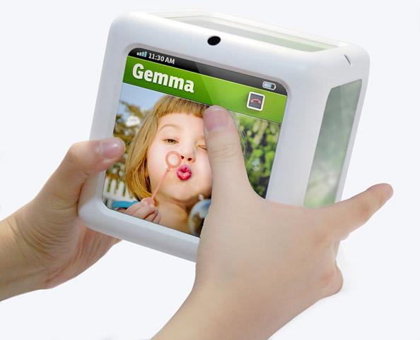 a偏激发孩子更多的创造力 moidoi立方体相机-玩意儿