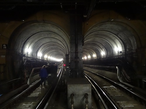 Walking The 8th Wonder of the World: Thames Tunnel Pictures