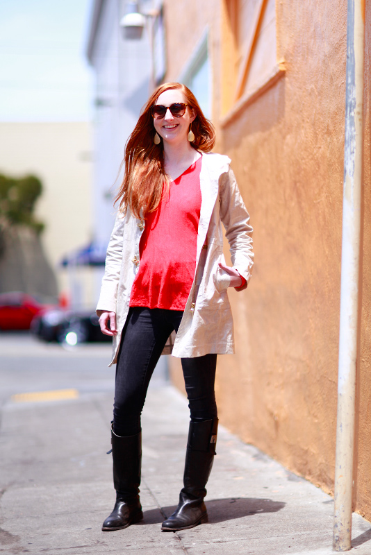 ellie_rose Quick Shots, San Francisco, street fashion, street style, Valencia Street
