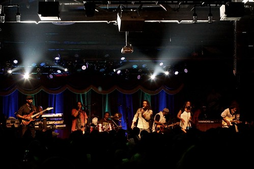 The Wailers & Brooklyn Bowl