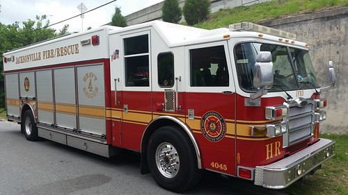 Jacksonville Fire Rescue No. 4045