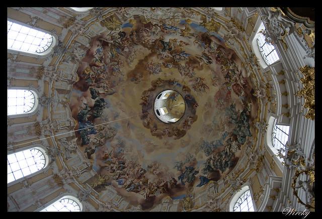 Frescos de la cúpula