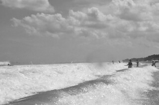 Bali - Cascading waves