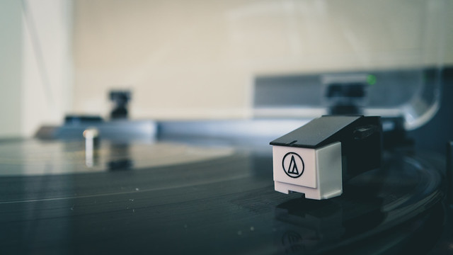 Audio Technica Record Player