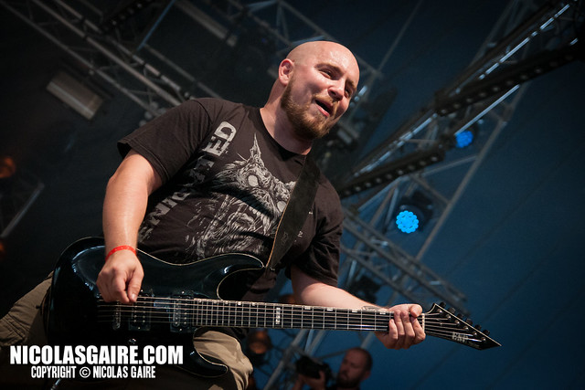 Benighted @ Hellfest , Clisson | 21.06.2014