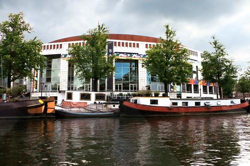 Crociera lungo i canali: l'opera di AMsterdam