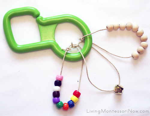 Teether-Toy Add-ons