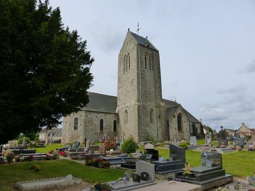 003 Église Saint-Martin, Lestre