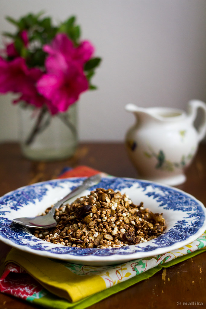 Two Grain Chocolate Granola_2